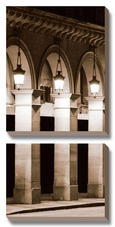 Paris Lights I by Jeff Maihara