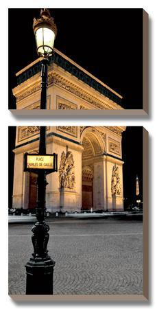 Paris Nights I by Jeff Maihara