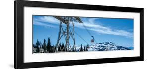 Peak 2 Peak Gondola, Whistler, British Columbia by Jeff Maihara
