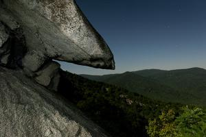Old Rag under a Starry Sky by Jeff Mauritzen