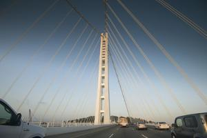The Suspension Bridge Replacement of the Bay Bridge Eastern Span of the San Francisco Bay Bridge by Jeff Mauritzen