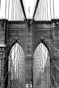 Brooklyn Bridge, NYC by Jeff Pica