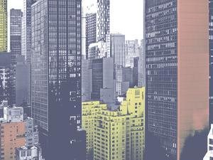 Pastel NYC II by Jeff Pica