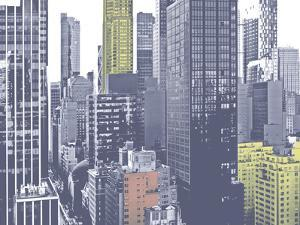 Pastel NYC III by Jeff Pica
