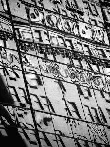 Reflections of NYC III by Jeff Pica