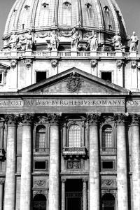 Rome Triptych B by Jeff Pica