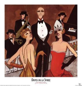 Dames du la Soiree by Jeff Williams