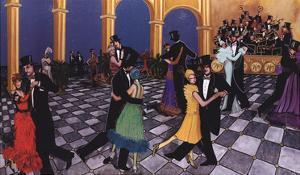 Dancing 'til Dawn by Jeff Williams