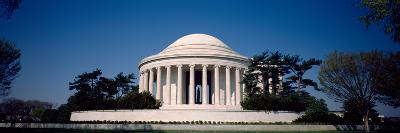 Jefferson Memorial in Washington Dc, USA--Photographic Print