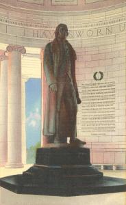 Jefferson Statue, Washington D.C.