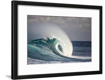 Wave Breaking in Ocean