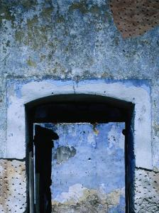 Entrance to an Abandoned House in Vathi, Kalymnos, Greece by Jeffrey Becom
