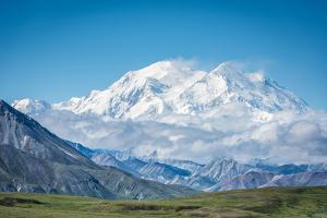 Mt. Denali - Alaska 20,310' by Jeffrey C. Sink