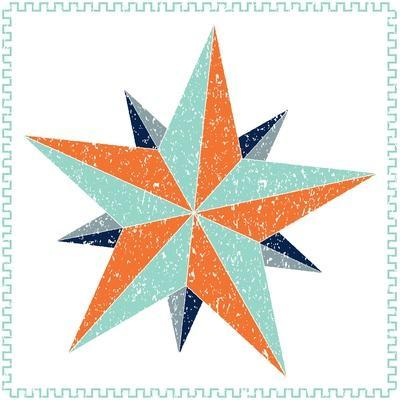 Decagram Star