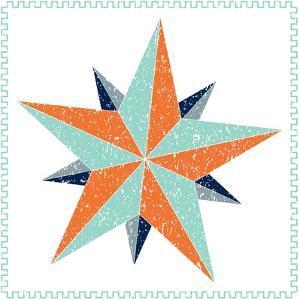 Decagram Star by Jeffrey Cadwallader