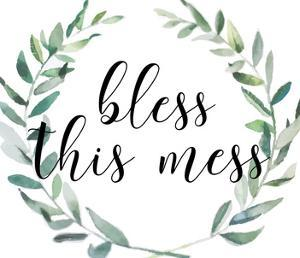 Bless This Mess by Jelena Matic