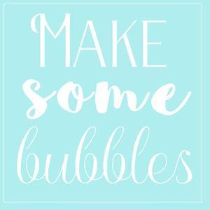 Bubble Making by Jelena Matic