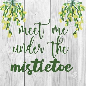 Green Mistletoe by Jelena Matic