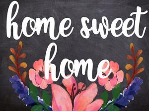 Home Sweet Home by Jelena Matic