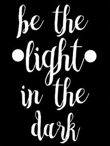 Light In The Dark by Jelena Matic
