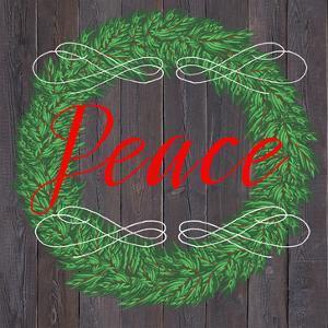 Peace Wreath by Jelena Matic