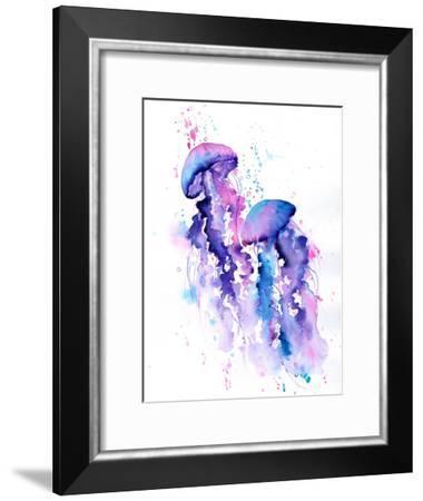 Jellyfish-Rachel McNaughton-Framed Art Print