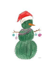A Very Cactus Christmas I by Jenaya Jackson