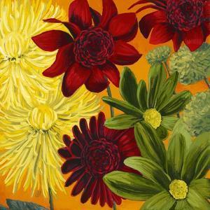 Flourish Flowers by Jenaya Jackson