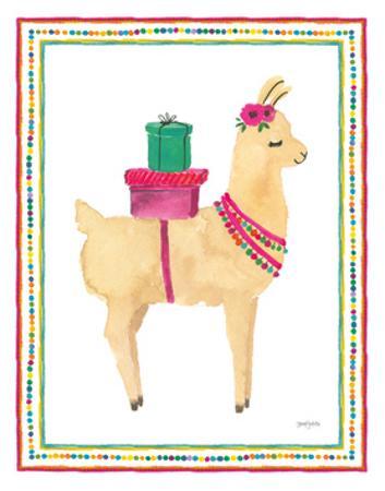 La La Llama I by Jenaya Jackson