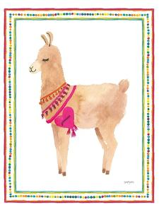 La La Llama IV by Jenaya Jackson