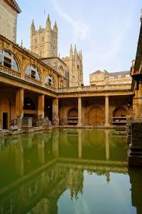 Roman Baths by Jeni Foto