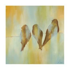 Bird Trio II by Jeni Lee