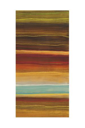 Organic Layers IV by Jeni Lee