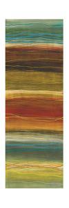 Organic Layers Panel II by Jeni Lee