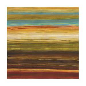 Organic Layers Sq I by Jeni Lee