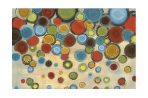 Retro Circles by Jeni Lee