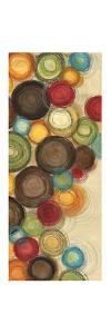 Wednesday Whimsy II - Abstract Colorful Circles by Jeni Lee