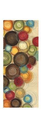 Wednesday Whimsy II - mini - Abstract Colorful Circles by Jeni Lee