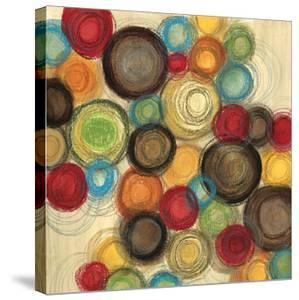 Whimsy Square I by Jeni Lee