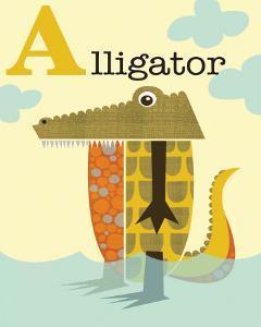 Alligator by Jenn Ski