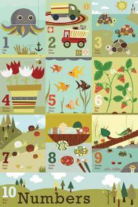 Counting to Ten by Jenn Ski