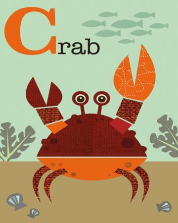 Crab by Jenn Ski