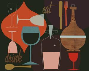 Eat & Drink by Jenn Ski
