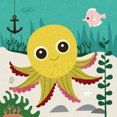 Ocean Friends, Olga by Jenn Ski