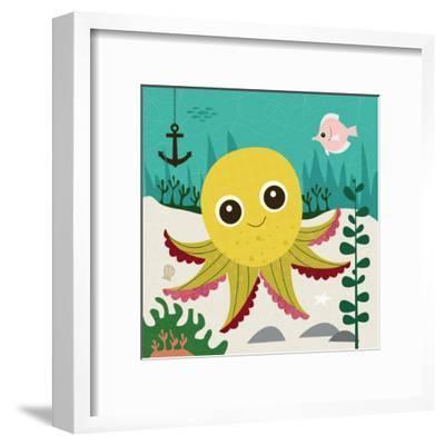 Ocean Friends, Olga