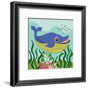 Ocean Friends, Walter by Jenn Ski