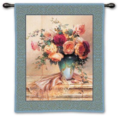 Jennies Mantle II-Jennie Tomao-Bragg-Wall Tapestry