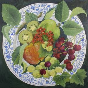 Apples and Grapes by Jennifer Abbott