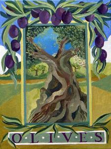 Black Olives, 2014 by Jennifer Abbott
