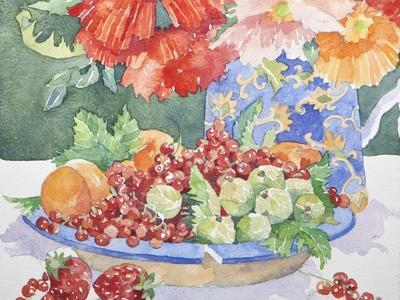 Fruit on a Plate, 2014